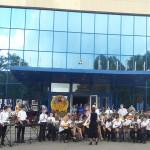 Оркестр русских народных инструментов.1.06.2016г.