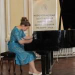 Сольный концерт Литвиновой Екатерины в библиотеке им. А.С. Пушкина